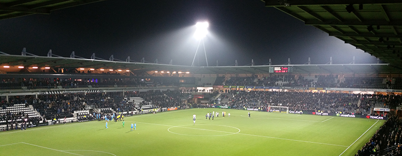 Heracles Almelo - Willem II