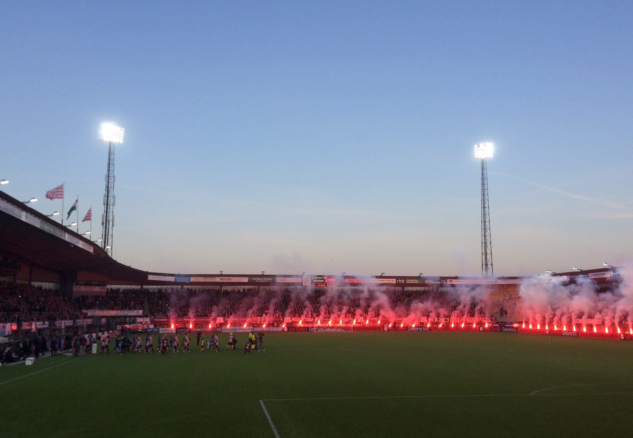 Sparta - Willem II