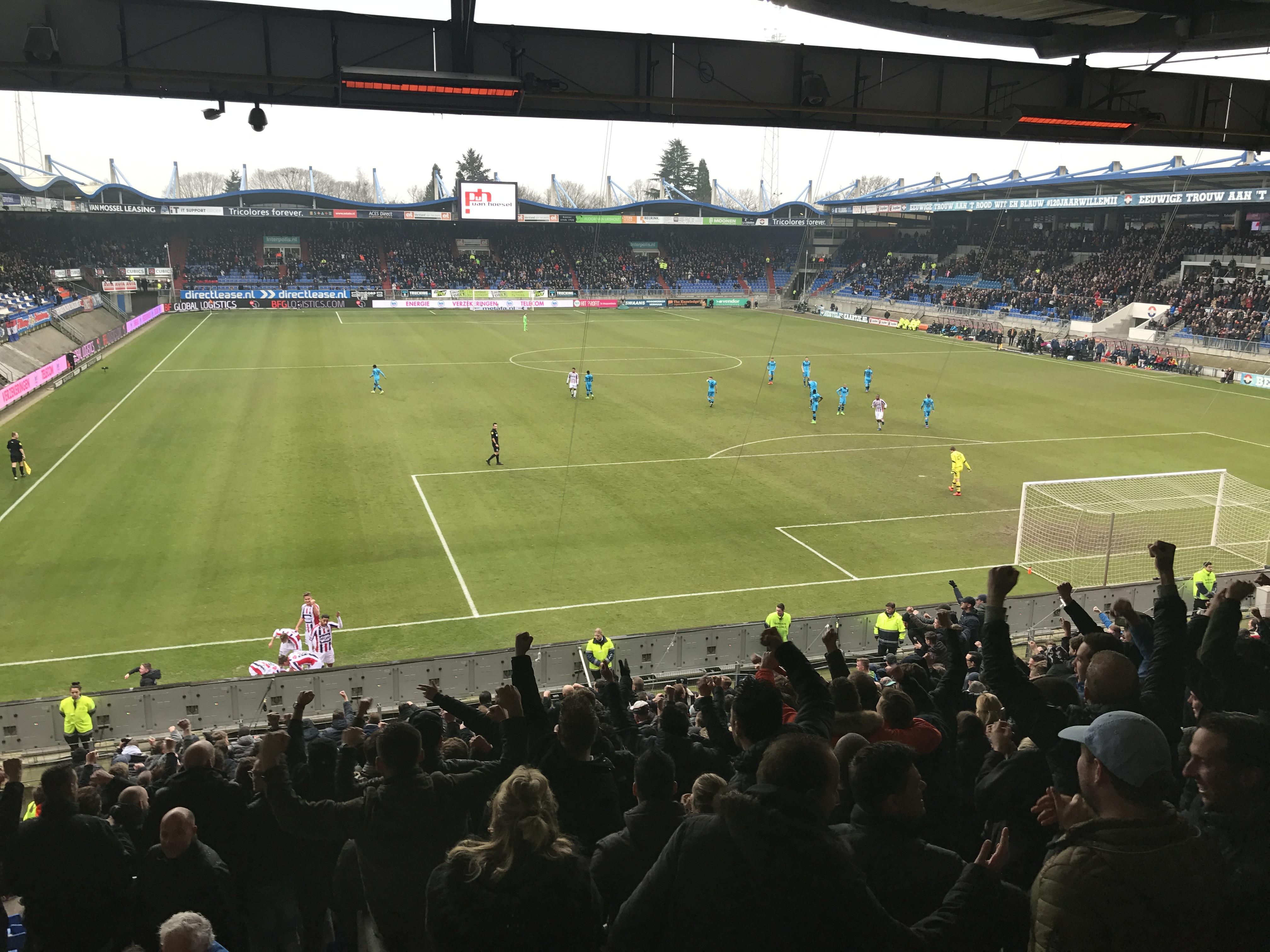 Willem II - AZ