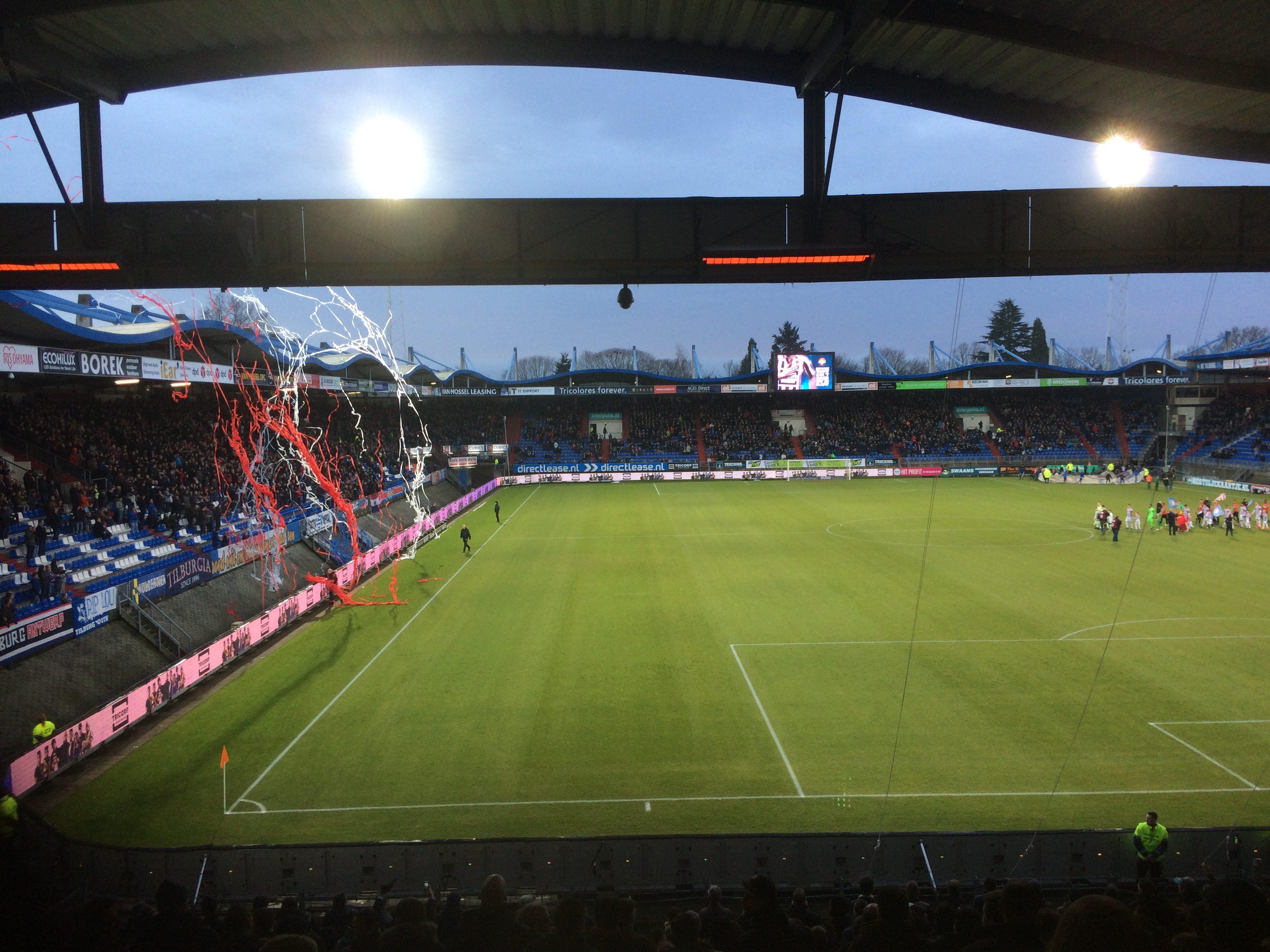 Willem II - NEC