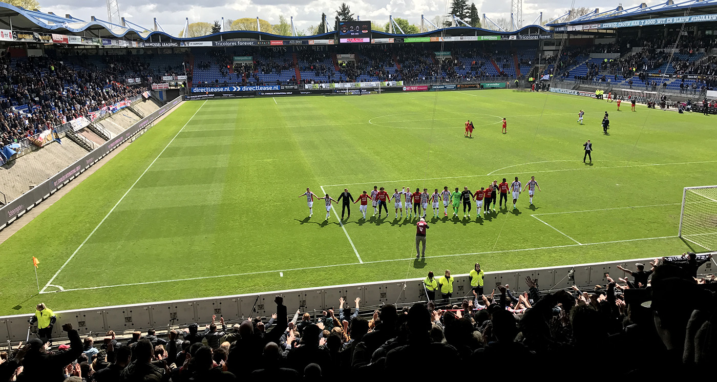 Willem II - Go Ahead Eagles