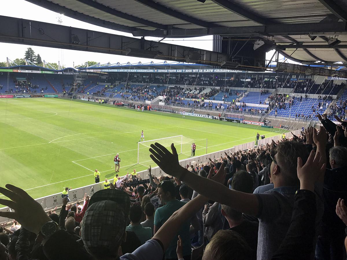 Willem II - Ajax