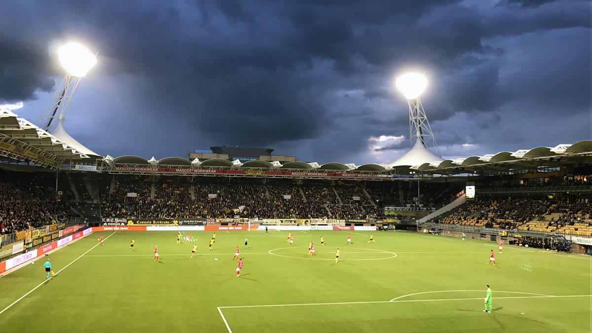 Roda JC - Willem II