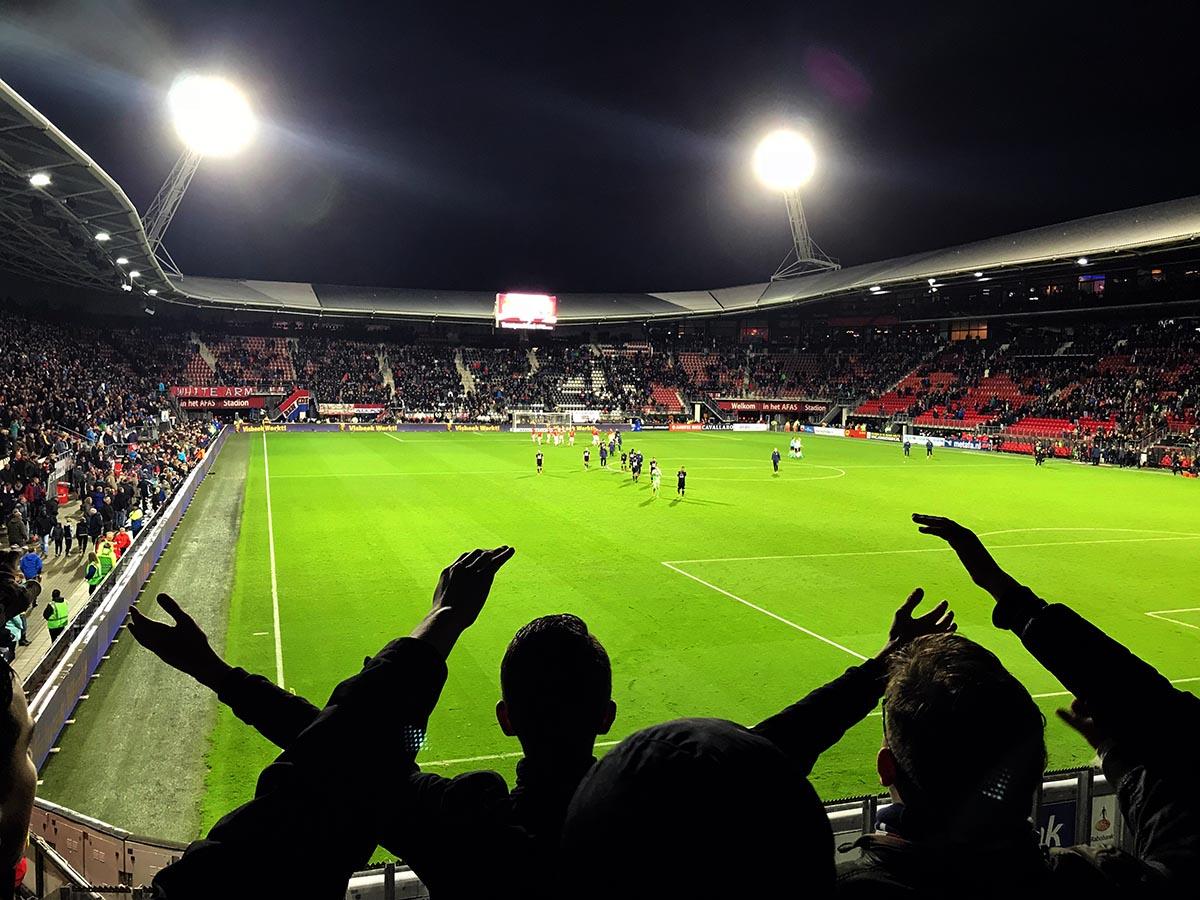 AZ - Willem II
