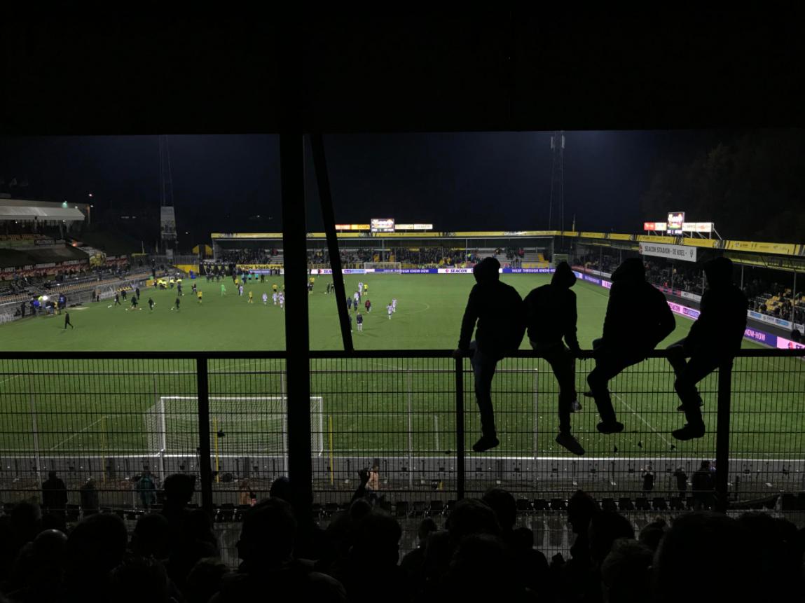 VVV Venlo - Willem II