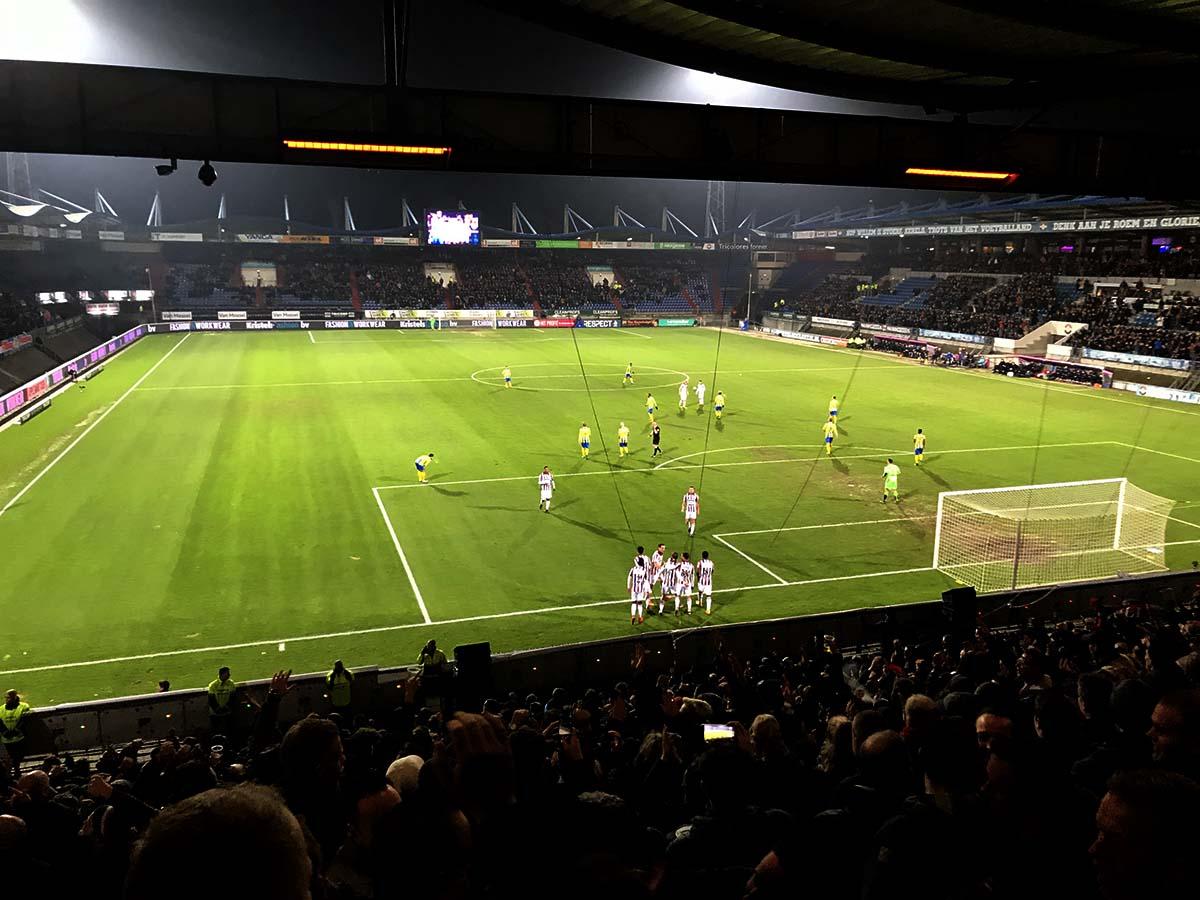 Willem II - RKC Waalwijk
