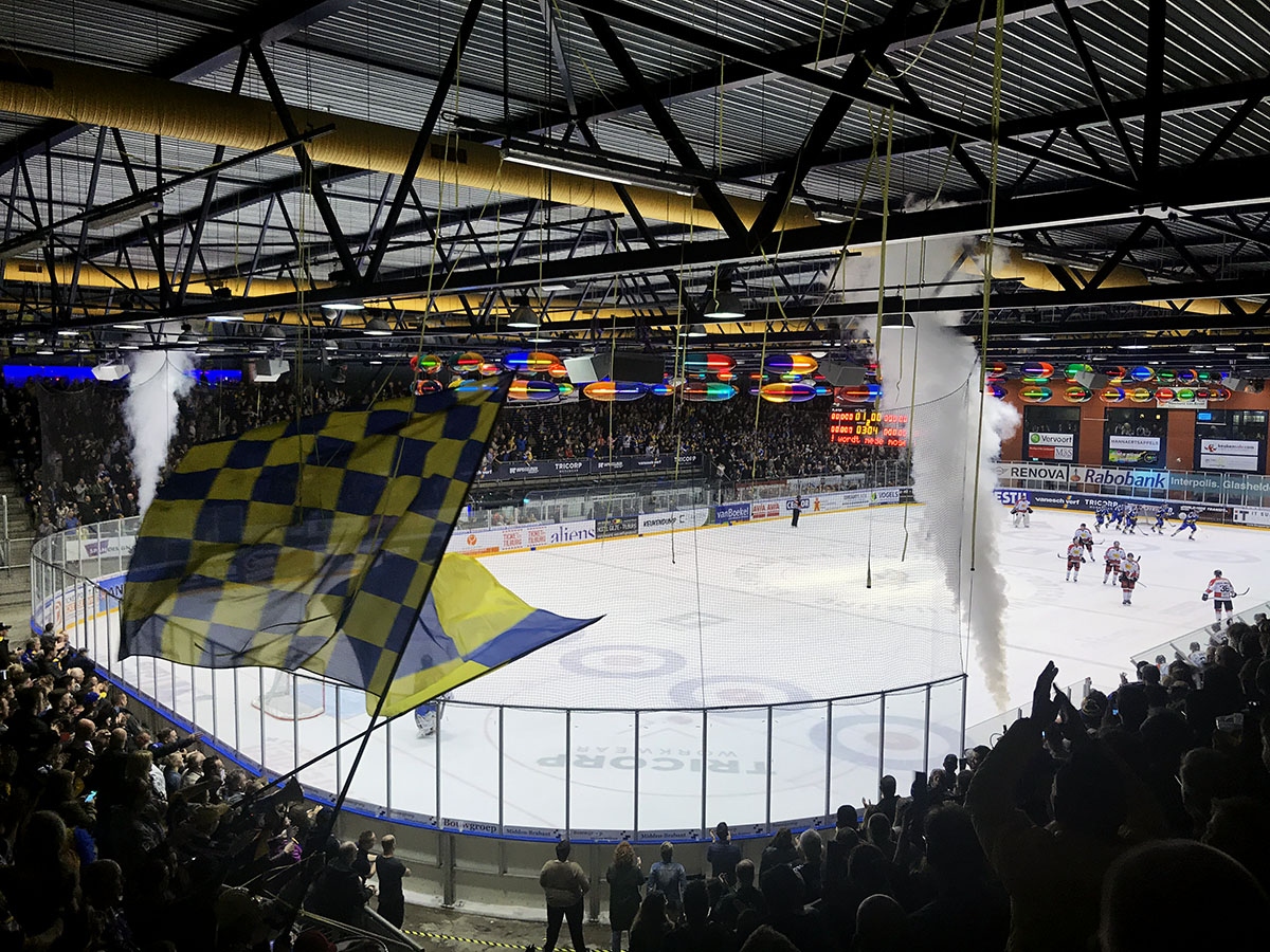 Tilburg Trappers - Hannover Scorpions