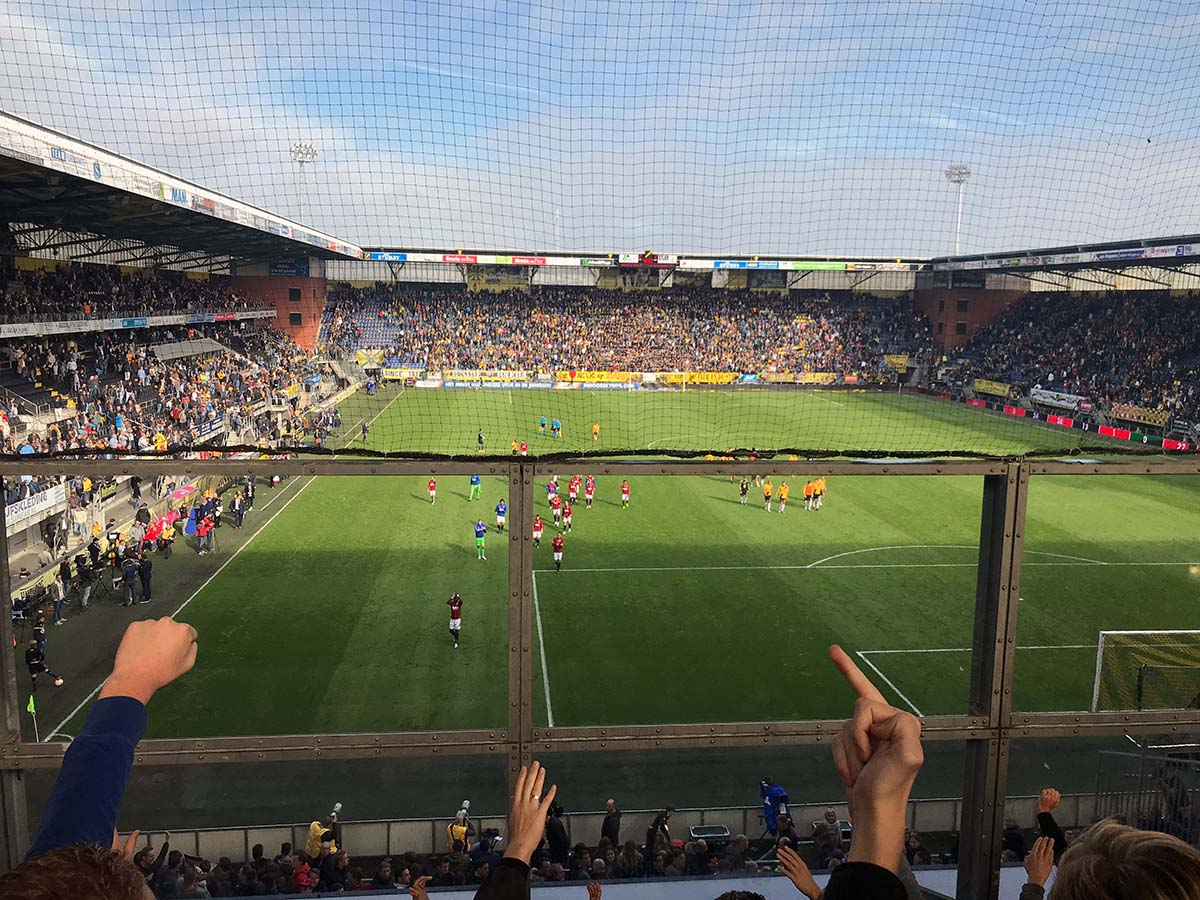 NAC Breda - Willem II