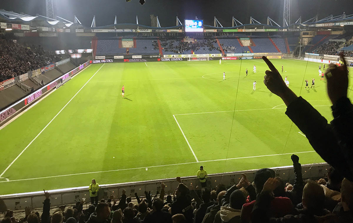 Willem II - SV Spakenburg