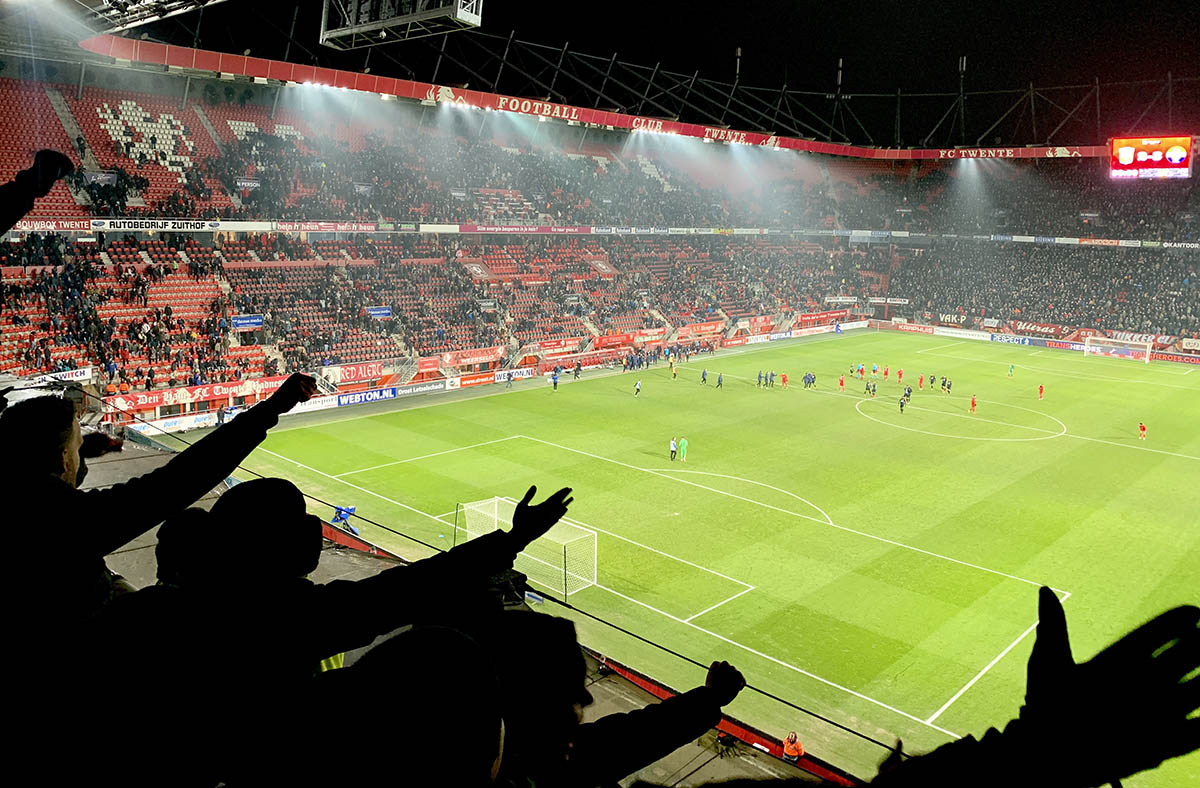 FC Twente - Willem II