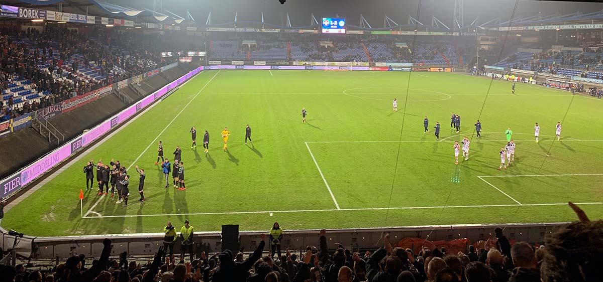 Willem II - FC Groningen